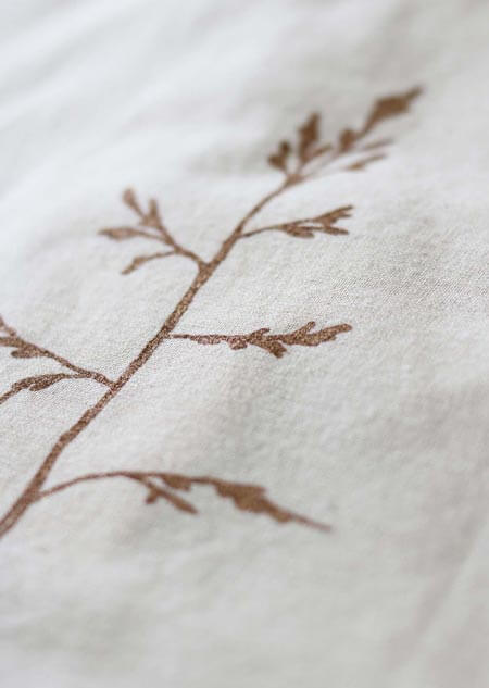 Canvas bag - grass