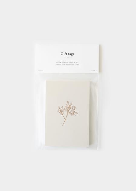 Cadeaukaartjes - botanisch (natural)