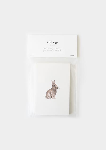 Gift tags - forest animals