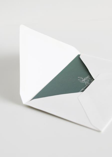 Envelope A6 - biotop