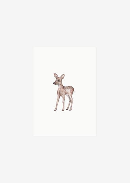 Label - 10x fawn