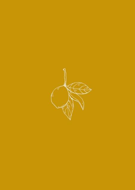 Citroen (geel)